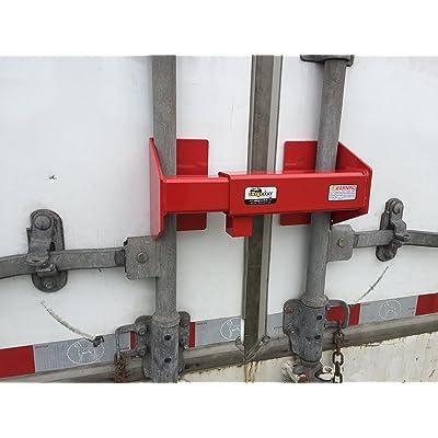 Equipment Lock HDCDL Steel Heavy Duty Cargo Door Lock: Industrial & Scientific