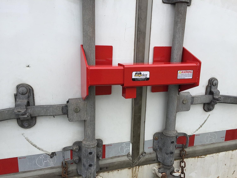 Equipment Lock HDCDL Steel Heavy Duty Cargo Door Lock The Equipment Lock Company
