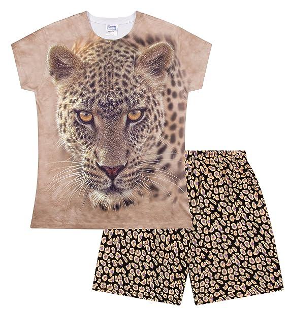 The Pyjama Factory - Pijama dos piezas - para niño Marrón marrón 11-12 Años