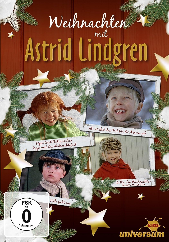 Weihnachten mit Astrid Lindgren: Amazon.de: Astrid Lindgren: DVD ...