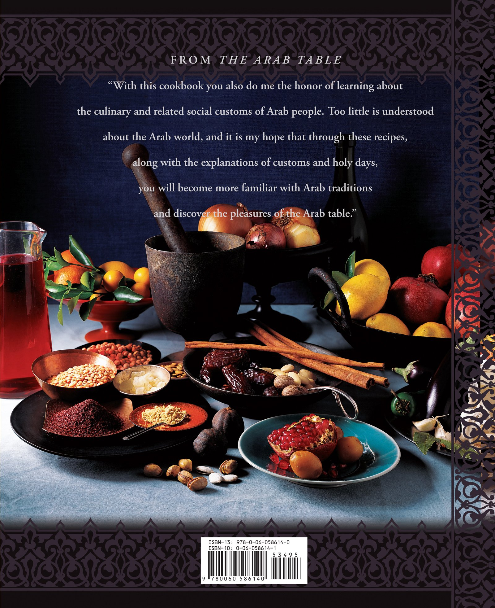 The arab table recipes and culinary traditions may bsisu the arab table recipes and culinary traditions may bsisu 9780060586140 amazon books forumfinder Image collections