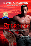 Sterling: Calhoun Men—Erotic Paranormal Wolf Shifter Romance