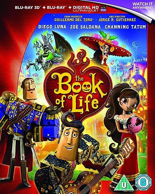 The Book of Life [Blu-ray 3D + Blu-ray]: Amazon.es: Cine y ...
