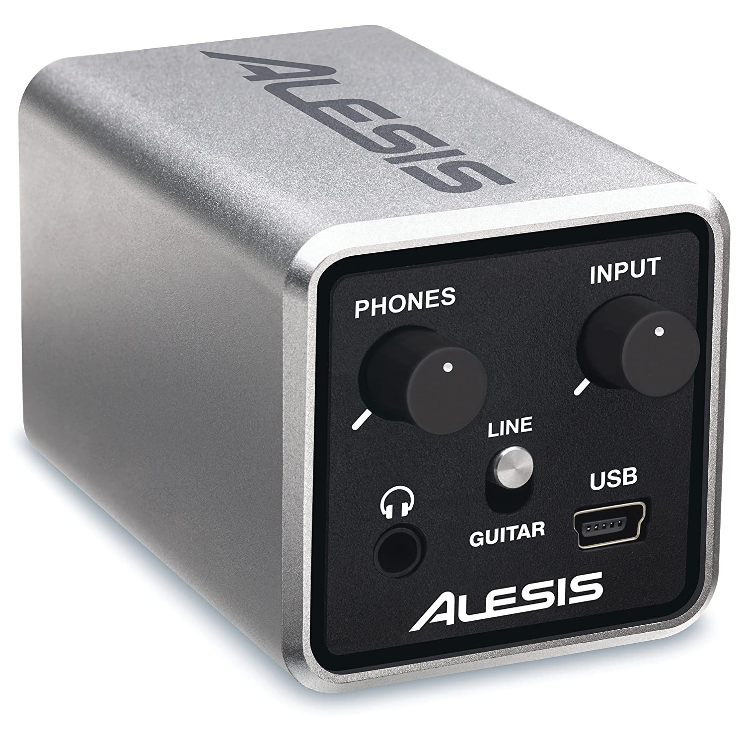 Alesis Core 1 | 24-Bit Inline USB Audio Interface with Cubase LE Download CORE1