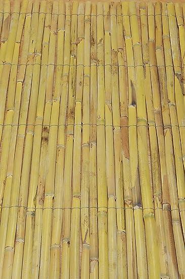 Faura- Rollo cañizo partido nacional - 1M X 5M: Amazon.es: Jardín