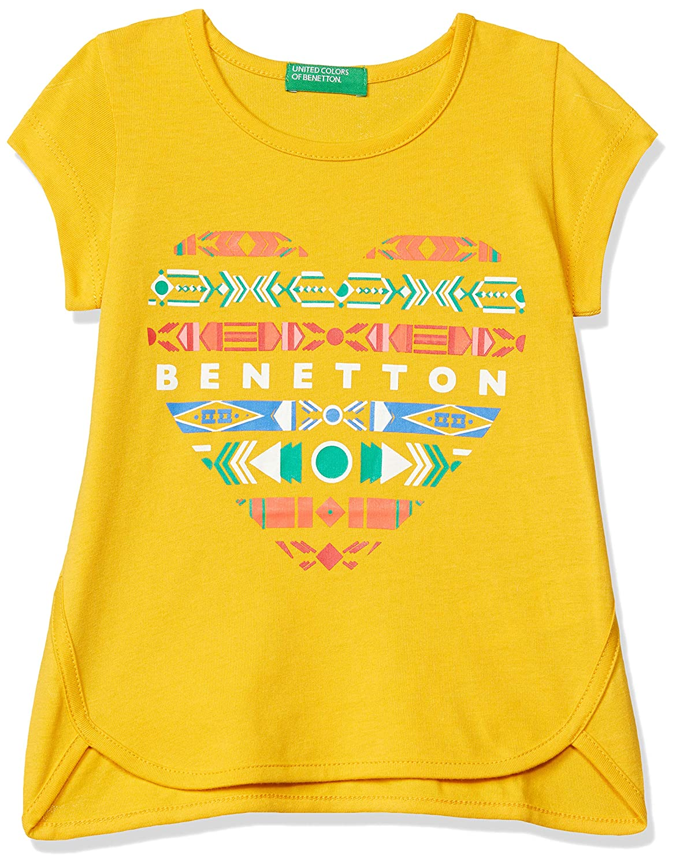 United Colors of Benetton Baby-Girl's Regular T-Shirt