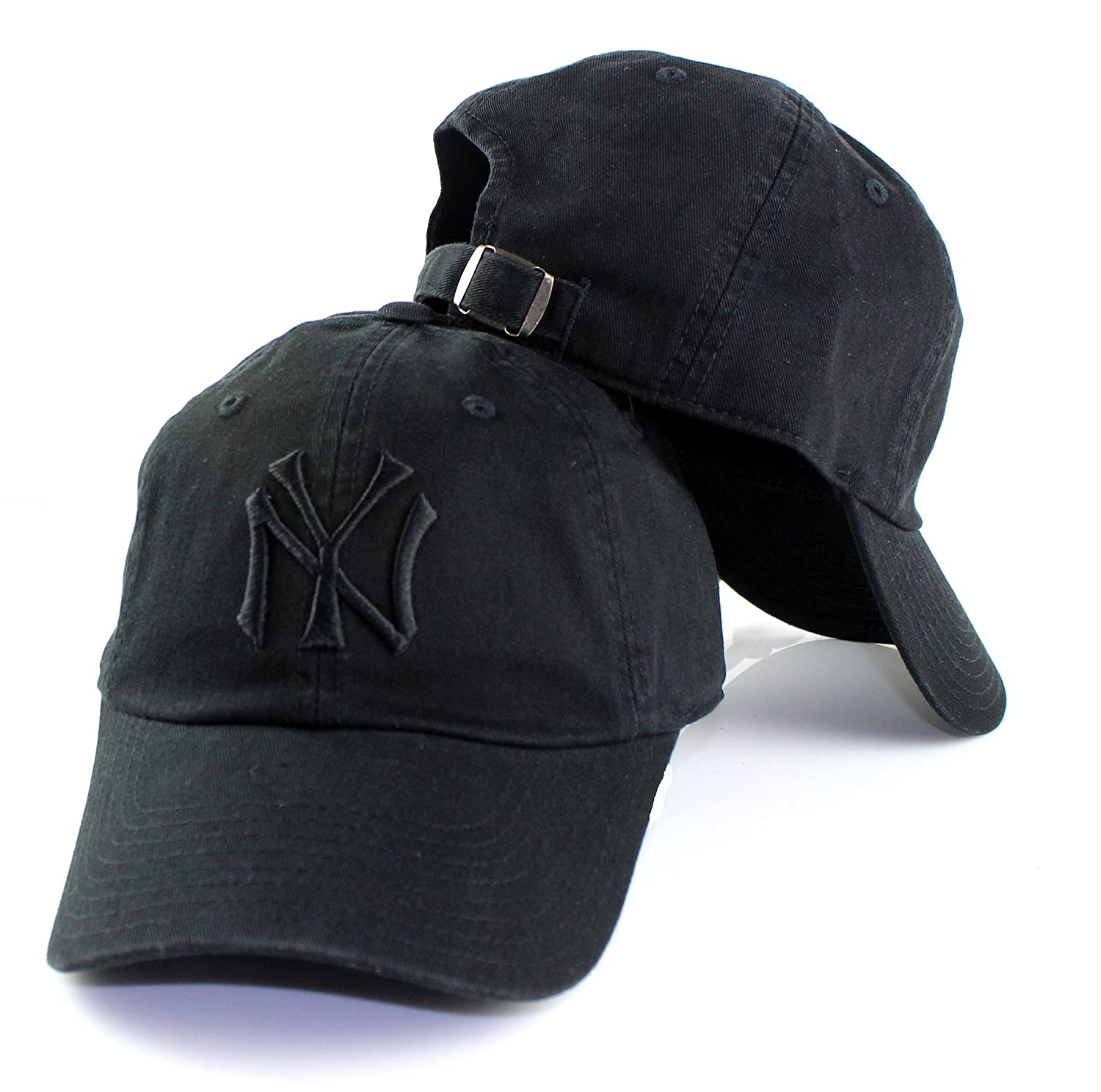 12ee8609e04 ... raglan baseball hat in navy  amazon new york yankees mlb american needle  tonal ballpark slouch cotton twill adjustable hat black ...