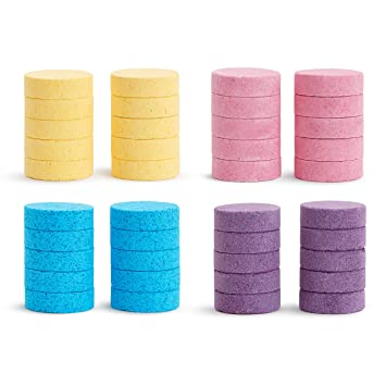 Amazon Com Munchkin Color Buddies Moisturizing Bath Water Color