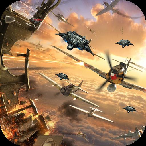 War Plane Combat (Airplane War Games)
