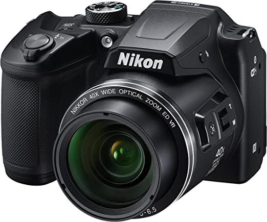 Nikon Coolpix B500 - Cámara Digital, Color Negro: Amazon.es ...