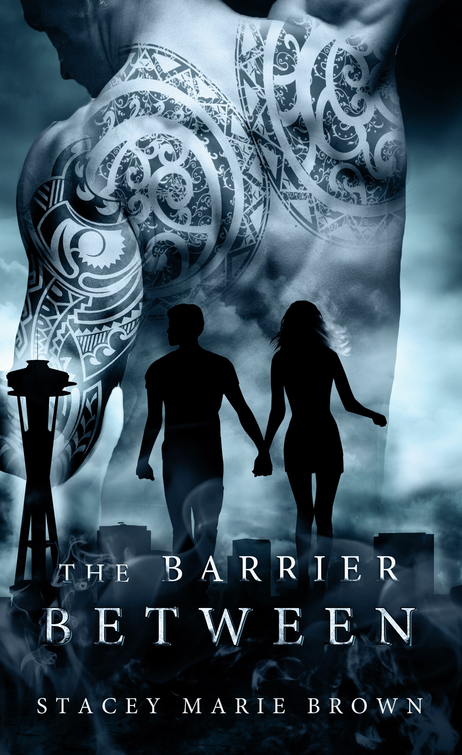 The Barrier Between (Collector #2) - Stacey Marie Brown