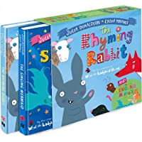 The Singing Mermaid and The Rhyming Rabbit: Board Book Gift Slipcase
