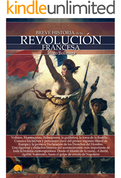 Breve historia de la Revolución Francesa eBook: Bolinaga, Íñigo ...