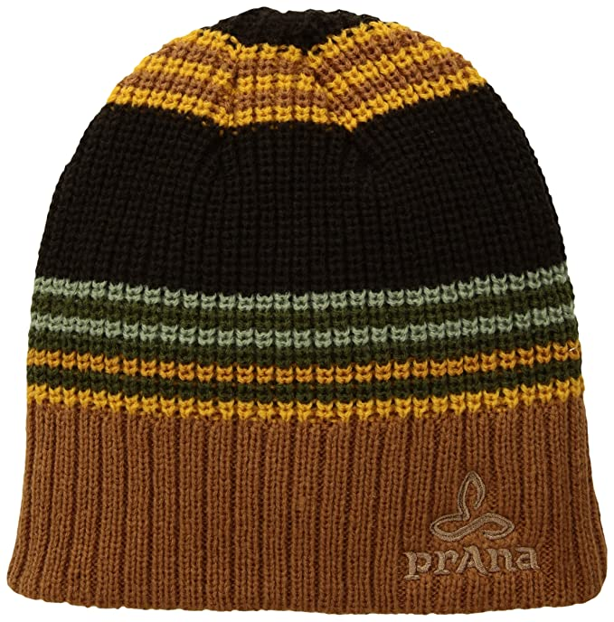 1b72826ae Amazon.com: prAna Gonzalez Beanie Hat, Deep Olive, One Size: Clothing