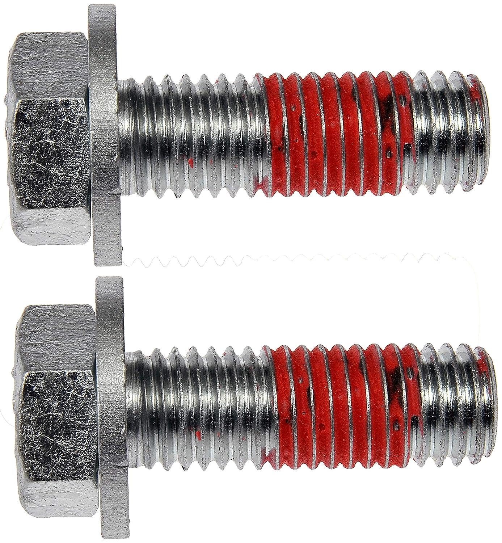 Pack of 2 2 Pack Dorman 14990 Brake Caliper Bracket Bolts for Select Models