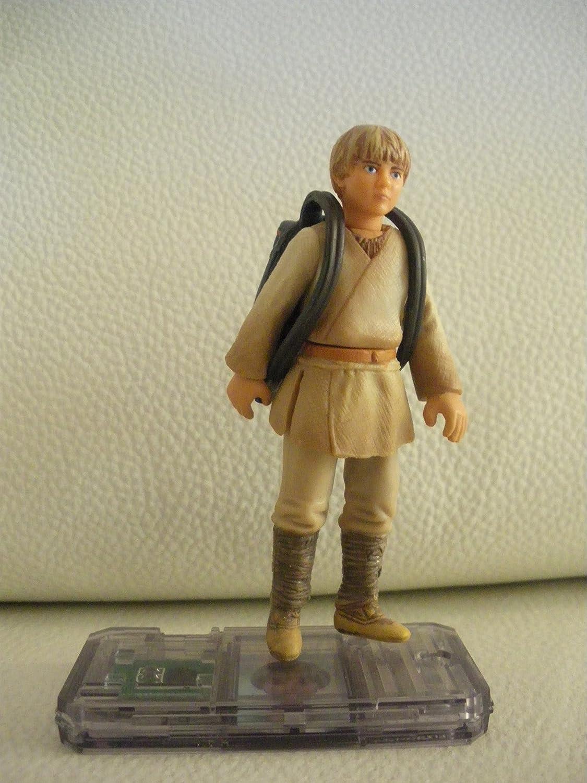 Star Wars Episode 1 Actionfigur Anakin Skywalker mit Rucksack
