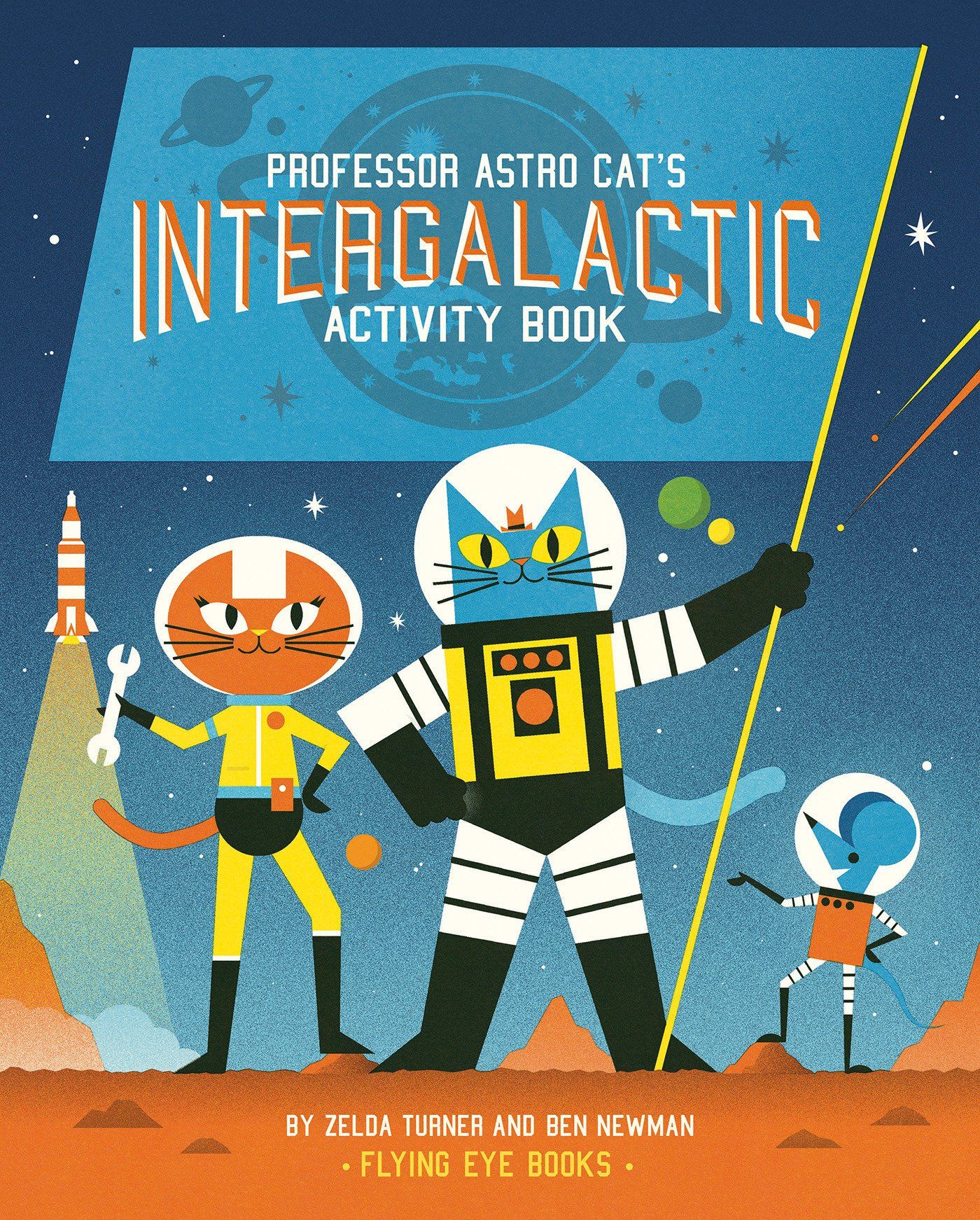 Read Online Professor Astro Cat's Intergalactic Activity Book pdf