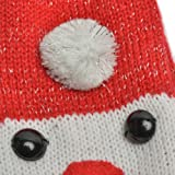 Holiday Winter Animal Mitten Gloves
