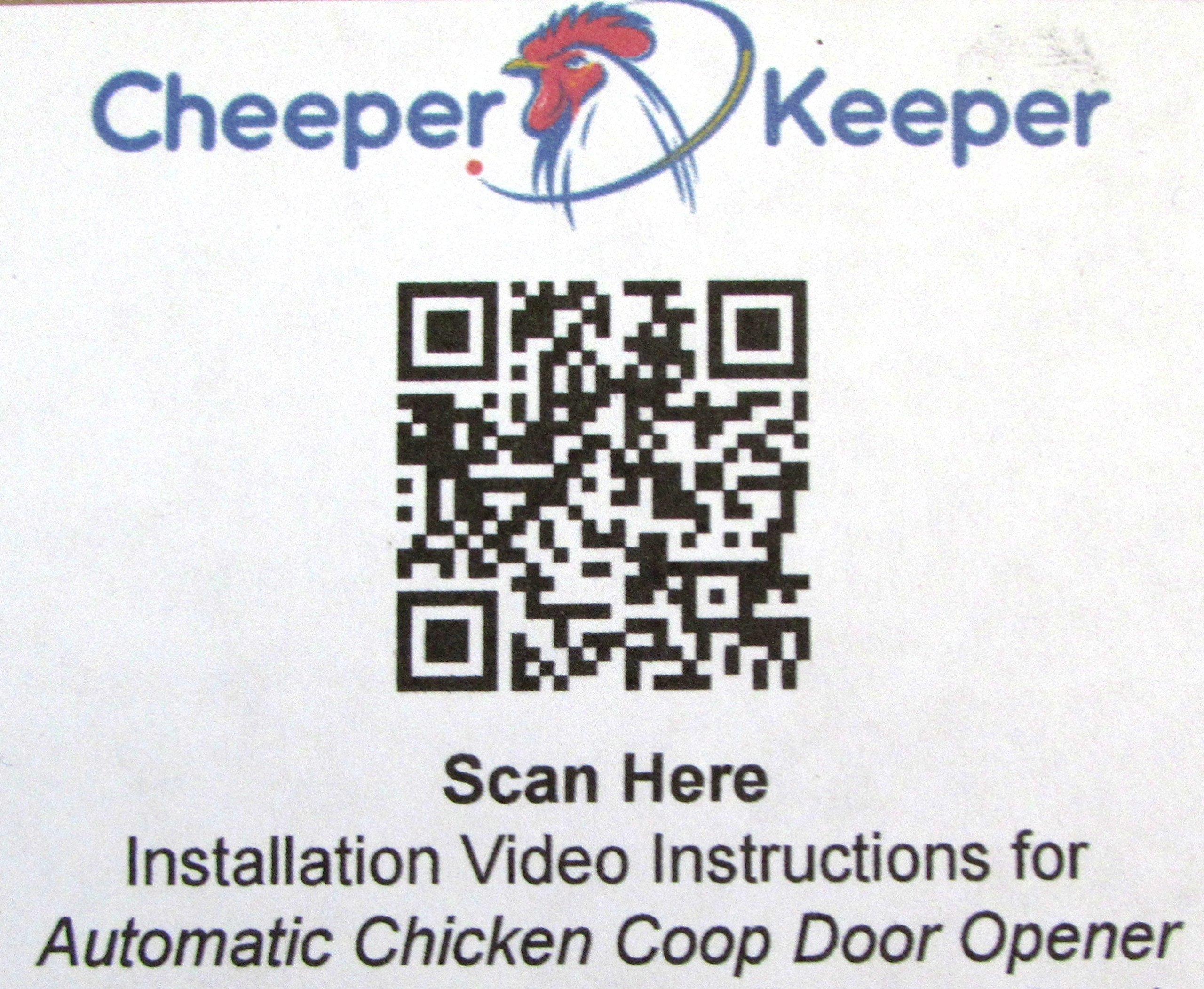 Automatic Chicken Coop Door Opener by Cheeper Keeper by Cheeper Keeper (Image #6)