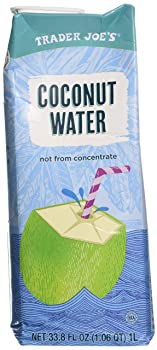 Trader Joe's Pure Coconut Water