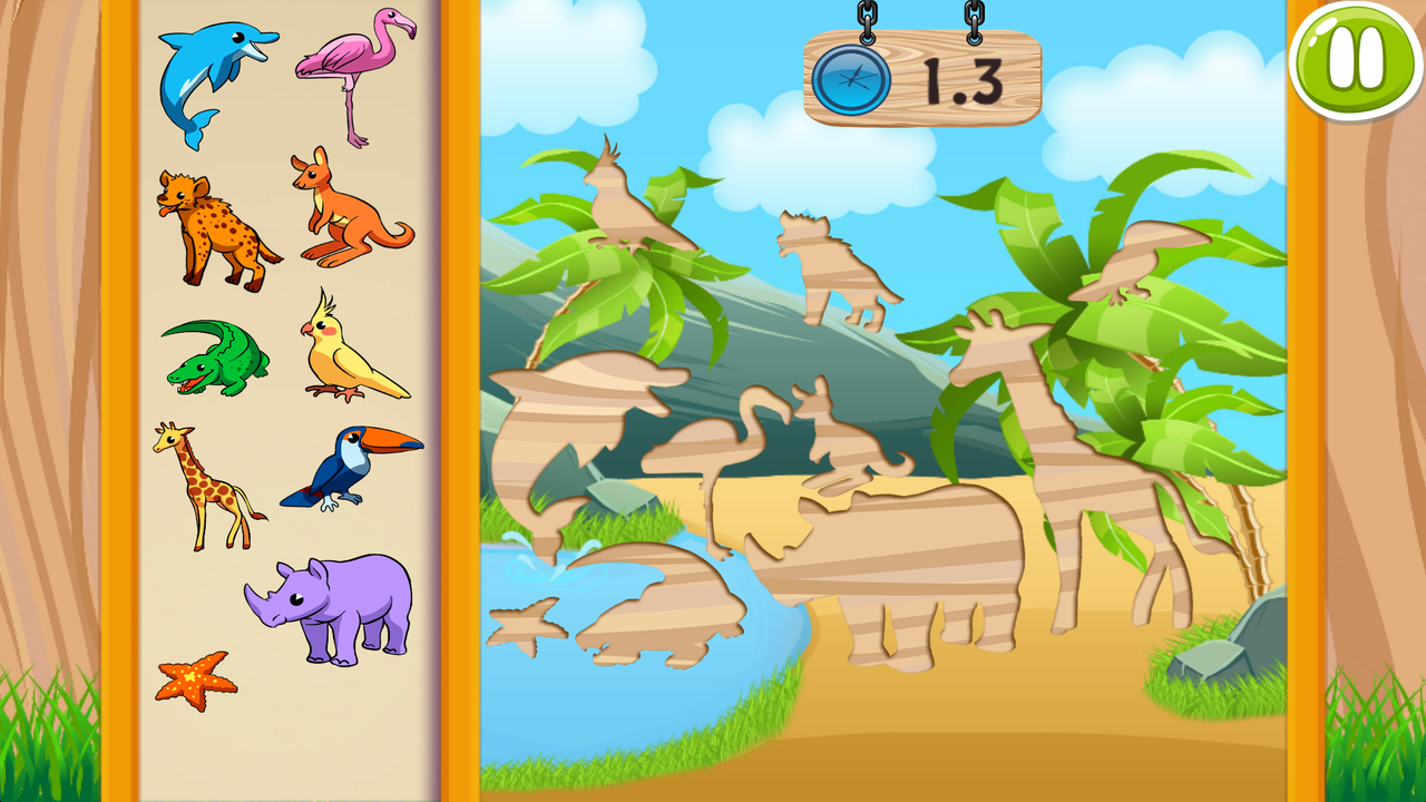 Kids Zoo Puzzles [Download]
