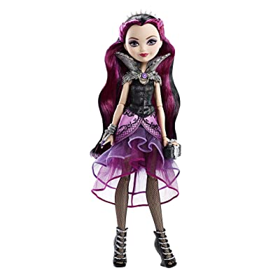Ever After High First Chapter Raven Queen Doll: Toys & Games