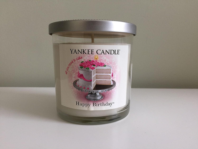 Yankee Candle HAPPY BIRTHDAY 7 Oz Tumbler Amazoncouk Kitchen Home