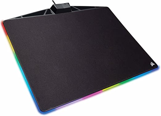 90 opinioni per Corsair MM800C RGB Polaris Cloth Edition Tappetino con Illuminazione