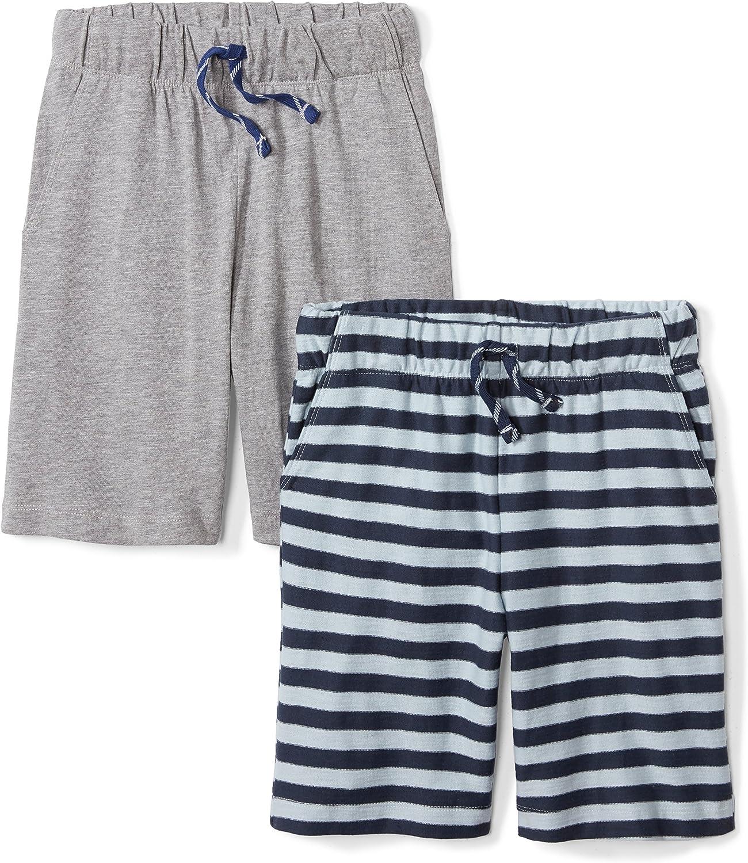 Spotted Zebra in tessuto jersey di maglia Marchio 2 pezzi pantaloncini da ragazzo