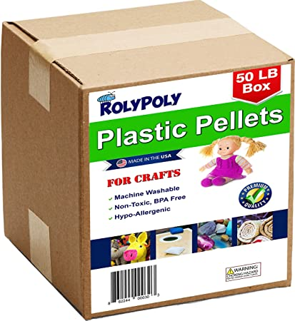 Amazon.com: Pellets de Bulk bolsas para contrapeso mantas ...