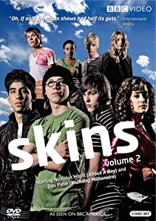 Image result for skins poster