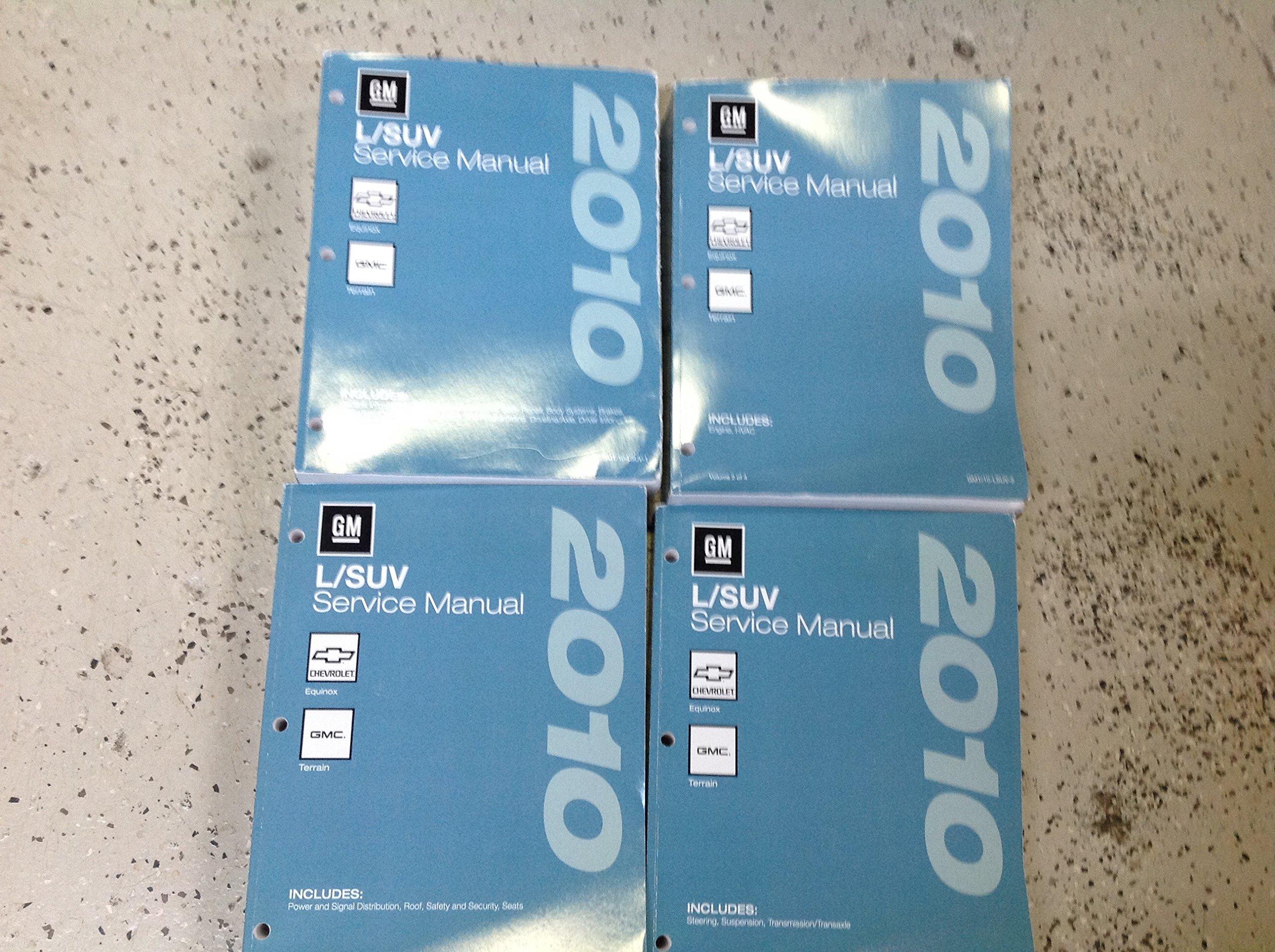 2010 gmc terrain manual download