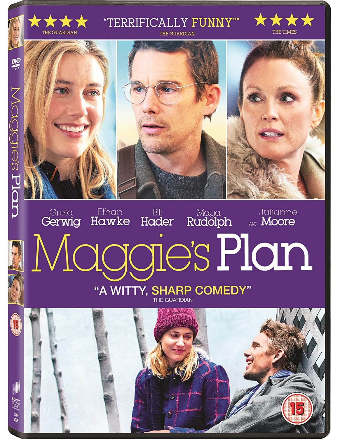 maggie s plan dvd 2016 amazon co uk greta gerwig julianne maggie s plan dvd 2016 amazon co uk greta gerwig julianne moore bill hader ethan hawke a rudolph travis fimmel wallace shawn alex morf