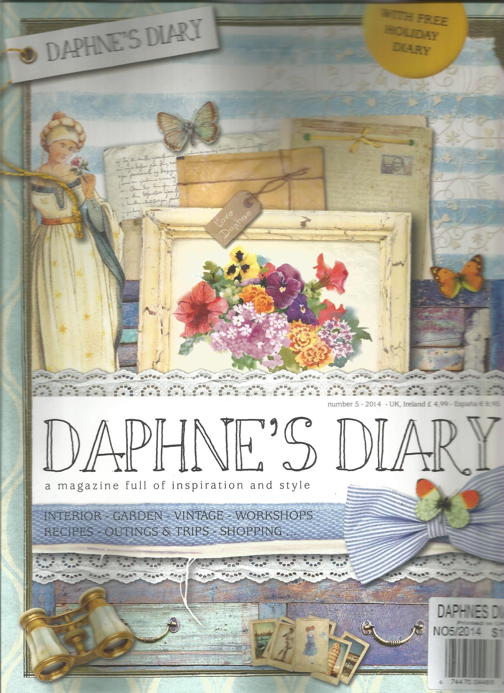 Download Daphne`s Diary Magazine # 5 (Free Holiday Diary,2014) pdf
