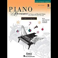 Piano Adventures - Level 2B Christmas Book book cover