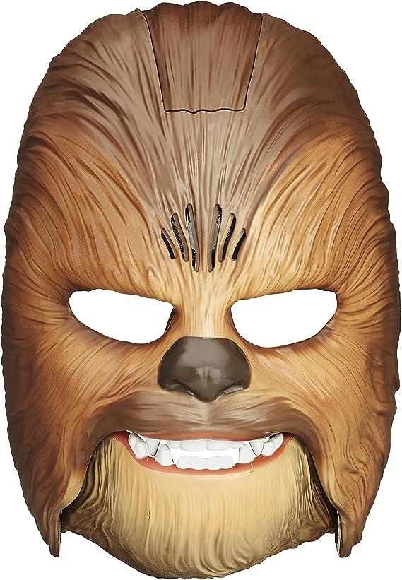 Star Wars Movie Roaring Chewbacca Wookiee Sounds Mask