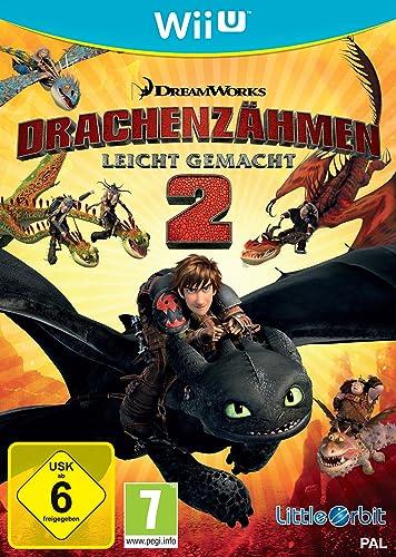 Drachenzähmen Leicht Gemacht 2 - [Nintendo Wii U]: Amazon.de: Games