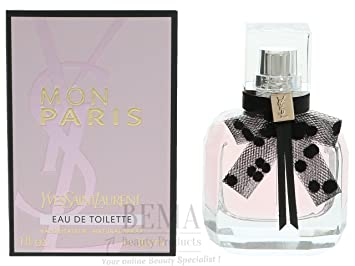 Paris Yves Laurent By Mon Spray Eau De Toilette 30ml Saint 0wvm8Nn