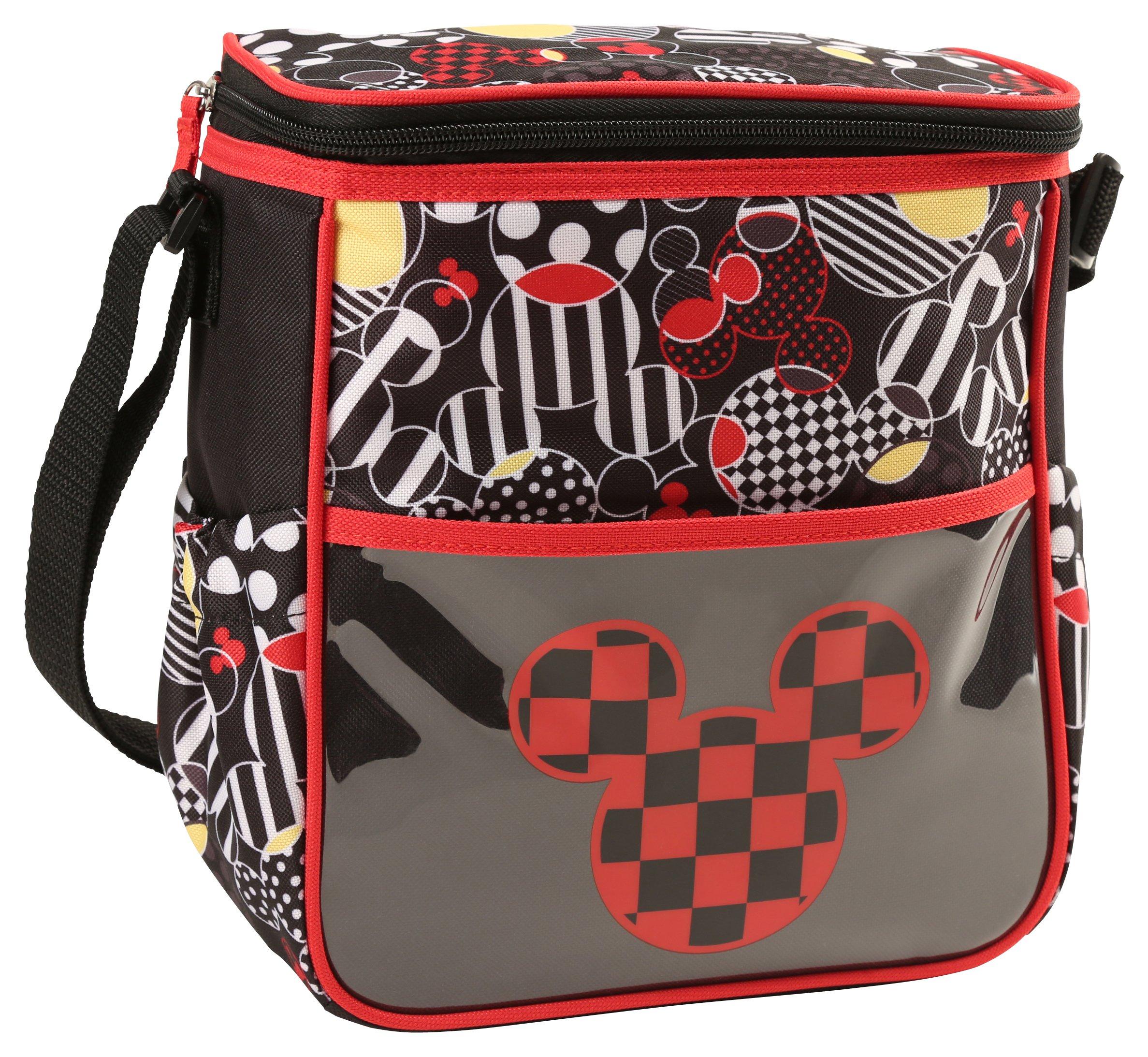 Disney Mickey Mouse Mini Diaper Bag, Toss Heads II