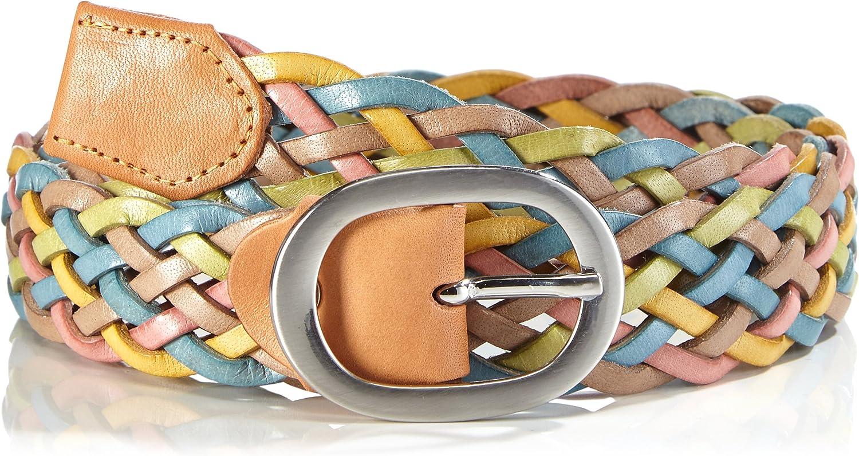 Biotin Plaited, Cinturón para Mujer