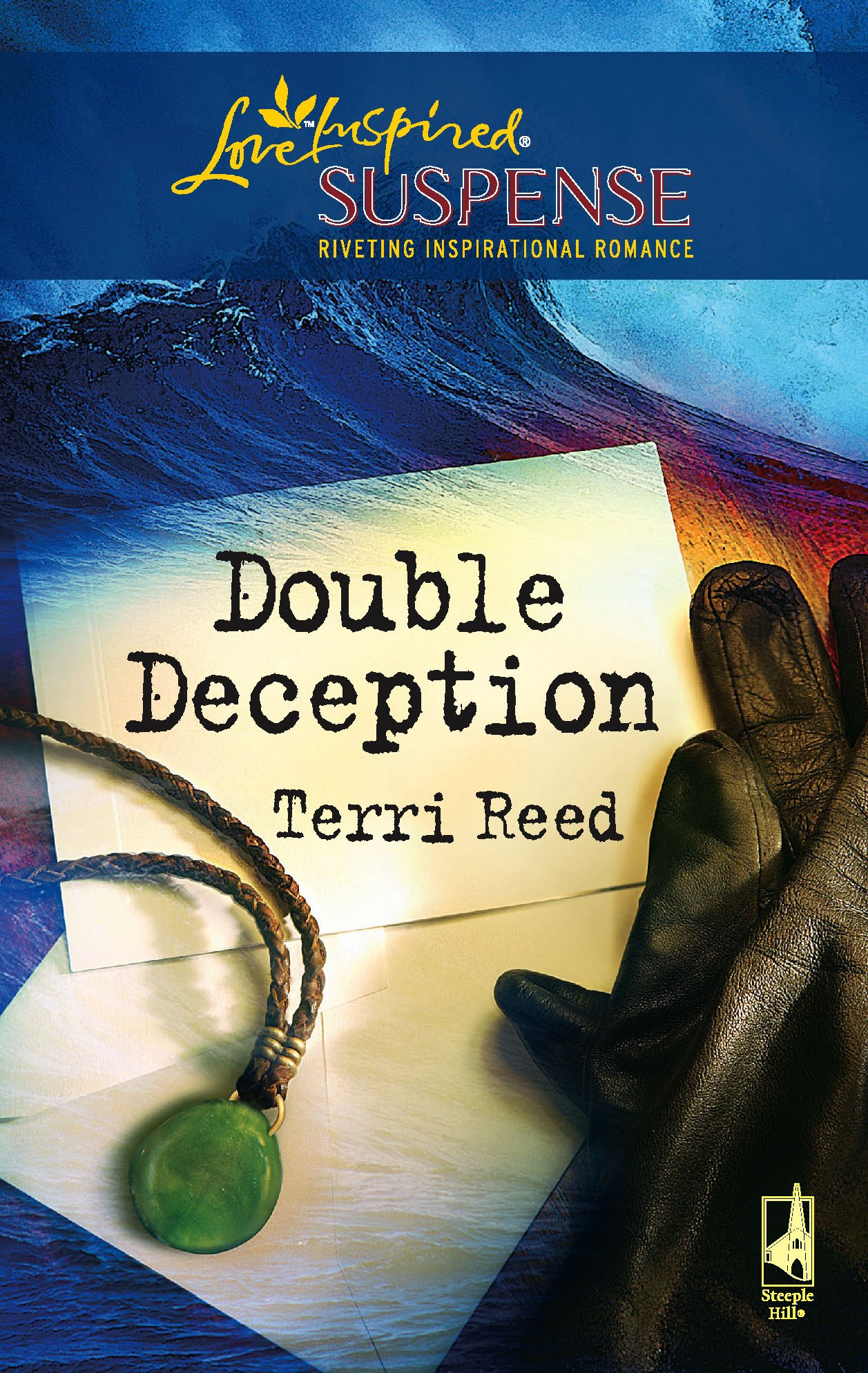 Double Deception (The McClain Brothers, Book 1) (Steeple Hill Love Inspired Suspense #41) pdf epub