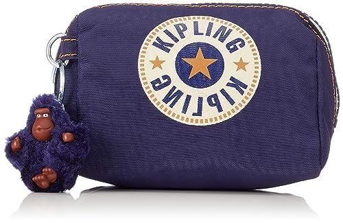 7cabbb610 Kipling - Inami S, Monederos Mujer, Azul (Active Blue Bl): Amazon.es ...