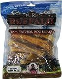 Loving Pets Pure Buffalo 6-Inch Backstrap Tendon Dog Treat
