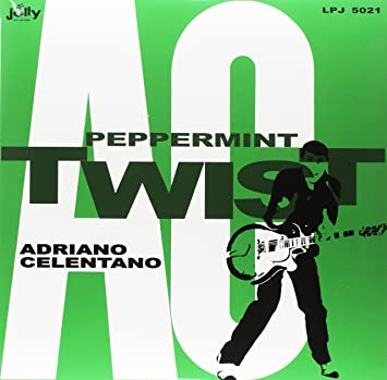 Peppermint Twist : Adriano Celentano: Amazon.es: Música
