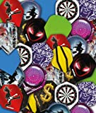 DART BOARD MAGNETIC WITH 6 DART PLAY KIDS Game Set Children Gift Toy TB27861 UK