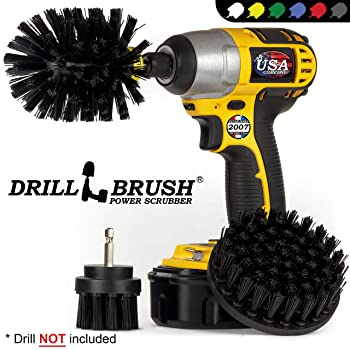 Drillbrush Grill Cleaner