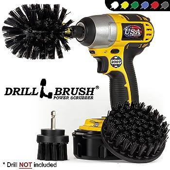 Drillbrush Grill Cleaner