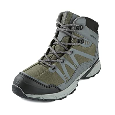 Mens Olympia Waterproof Mid Hiking Boot