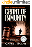 Grant of Immunity (English Edition)