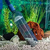 LL Products Gravel Vacuum for Aquarium - Fish Tank Gravel Cleaner- Aquarium Vacuum Cleaner -Aquarium Siphon - 8 FT Long…